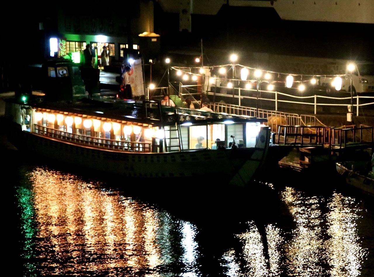 第1回海コン 船上のクリスマス ナイトクルージング・パーティー