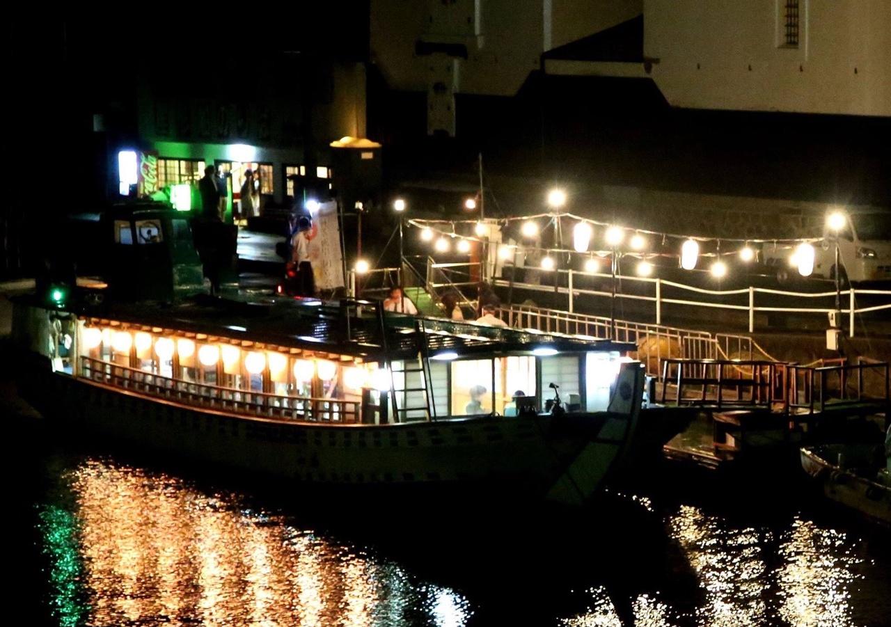 八戸屋形船 船上パーティープラン